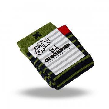 Gaston Canon - Chaussettes 100% françaises